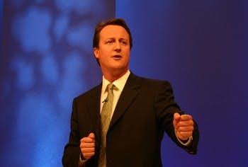David Cameron MP