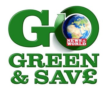 'Go Green & Save' campaign