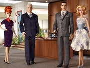 Mad Men dolls