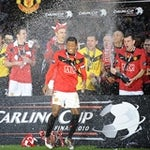 Man United win the Carling Cup