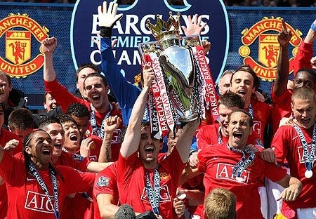 Manchester United win Premier League Cup