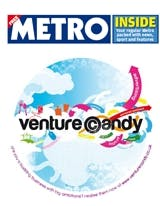 Metro and Venture Candy