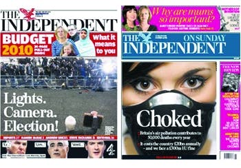 The Independent and Independent on Sunday