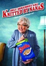 Shreddies ad