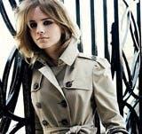 Burberry, Emma Watson