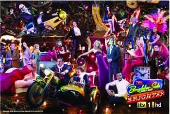 ITV1 HD campaign