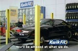 Kwik-Fit's latest television advertising campaign