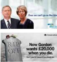 Conservative posters