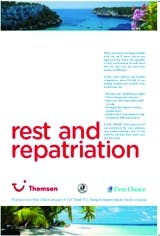 Rest and Repatriation campaign