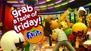 Fanta campaign