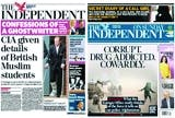 The Independent and The Independent on Sunday