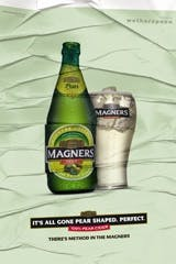 Magners TV campaign