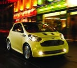 Aston Martin Cygnet city car