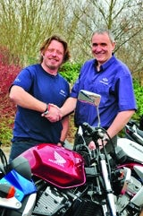 Charley Boorman and  David Newman