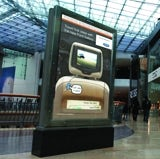 Ford's JCDecaux advertising