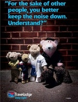 Keep the Noise Down campaign