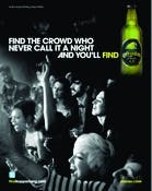 Kopparberg music advert