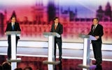 Leaders debate