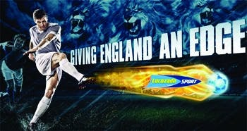 Lucozade campaign