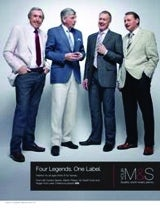 M and S campaign