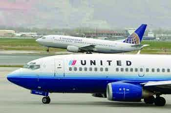 United and Continental Airlines