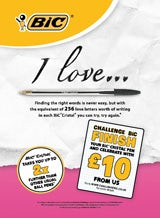 Bic Launches Campaign Based On Longevity Marketing Week