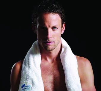 Jenson Button revealed as face of Head & Shoulders