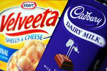 Cadbury and Kraft