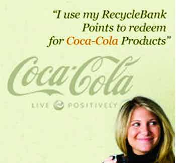 Coca-Cola Great Britain and RecycleBank
