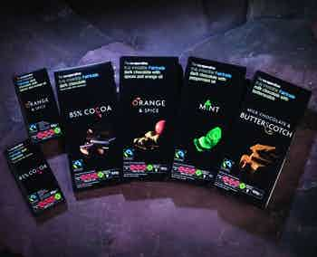 Co-operative's Fairtrade chocolate range