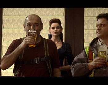 Strongbow campaign
