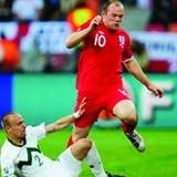 World Cup England vs Germany