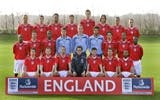 England World Cup Team