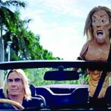 Iggy Pop and puppet Swiftcover campaign