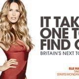 Living's Britain's Top Model