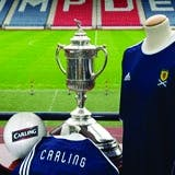 The Scottish Football Association and Carling sponsorship deal