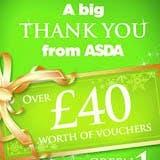 Asda coupon book