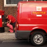Royal Mail Postman