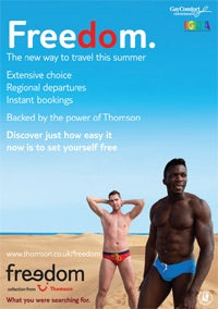 Specialist holidays: Thomson's Freedom offers a GayComfort seal of approval on listed hotels