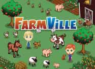Animal magic: With more than 55 million users, FarmVille is the most popular game on Facebook