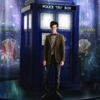 Outside the box: The Doctor Who Experience is taking place at London's Olympia