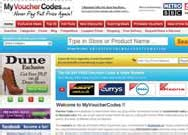 Spreading the word: Websites dedicated to offers have a loyal following