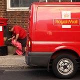 Royal Mail Postman