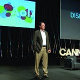 AOL's chief executive Tim Armstrong at Cannes 2011