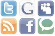 Spreading the word: Social media