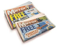 Sales incentive: Weetabix and The Mirror have both struck deals with children's book publisher Egmont