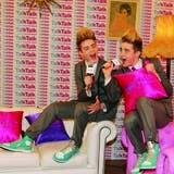 Jedward in TalkTalk advert