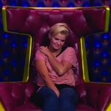 Kerry Katona in Channel 5's Big Brother