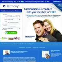 How much does it cost to join eharmony hookup