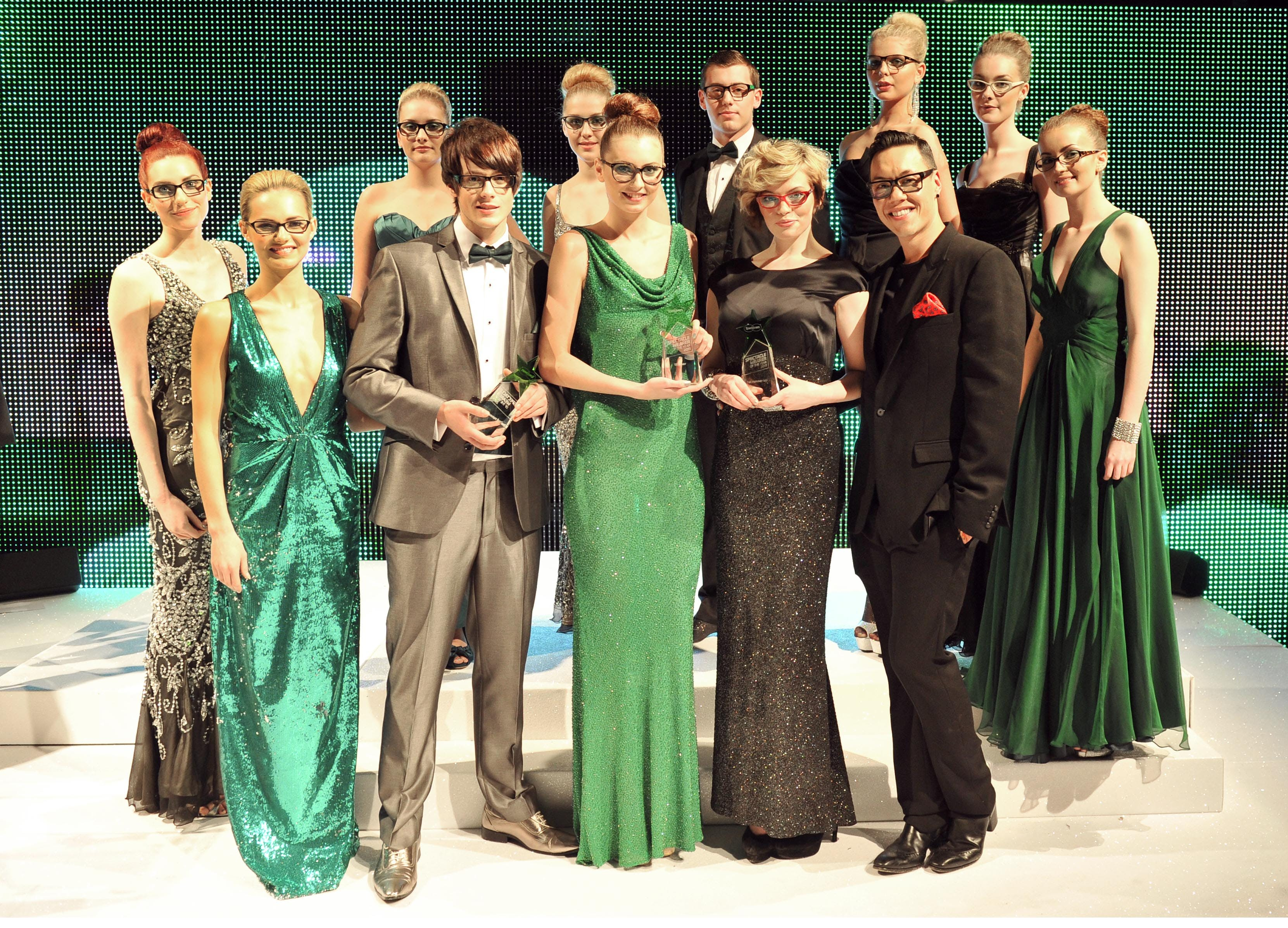 Spectacle Wearer of the Year Finalists with Kara Tointon and Gok Wan
